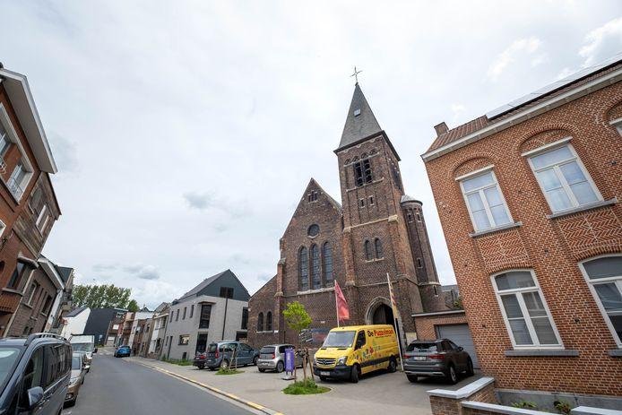 De voormalige kerk Onze-Lieve-Vrouw Onbevlekt Ontvangen.