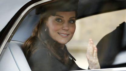 Kate Middleton gaat bevallen: hertogin naar ziekenhuis gebracht