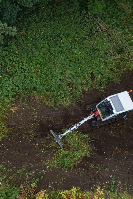 Afvoer van grond veel duurder door nieuwe regels PFAS