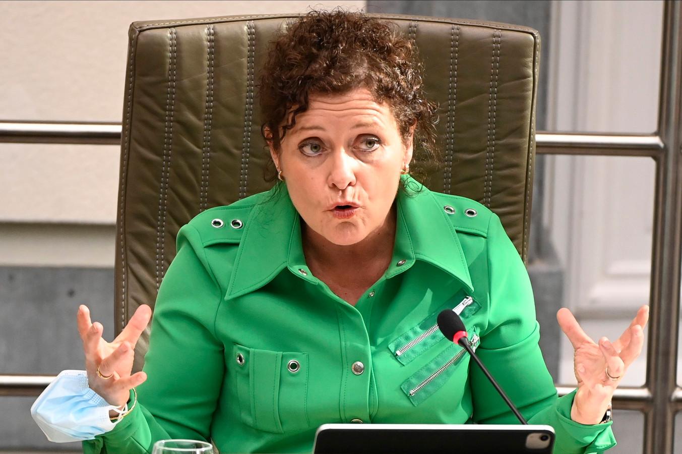 Vlaams minister Lydia Peeters (Open Vld) kondigde aan dat een werkbank Financiering spoedig van start kan gaan.