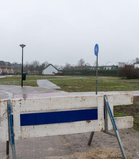 Negentien woningen op voormalige corsobouwplaats Crescendo