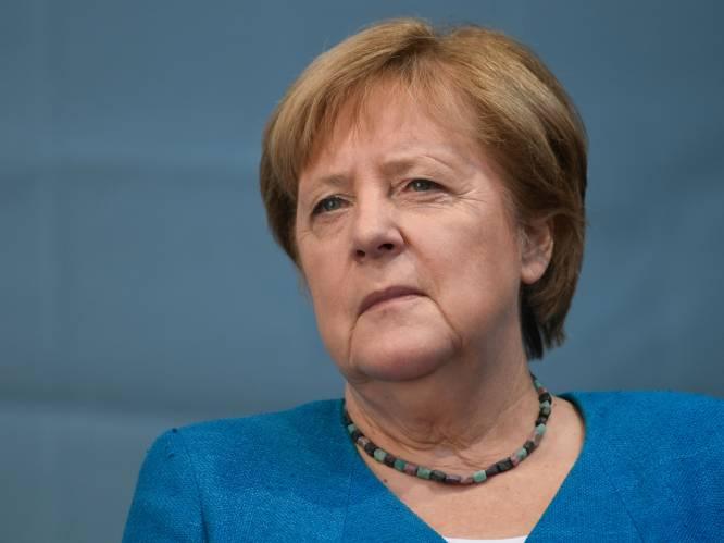 Wie volgt Angela Merkel op? Nek-aan-nekrace tussen christendemocraten en sociaaldemocraten volgens eerste exitpoll