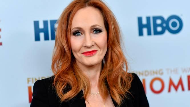 Rel rond 'transfobe' tweet van J.K. Rowling escaleert