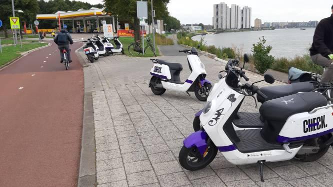 Lastig parkeren in buurt Oogziekenhuis, hinder van deelscooters en prachtige vaarverbindingen geschrapt