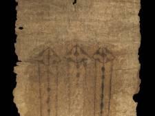 Un étrange parchemin ressurgit du Moyen Âge