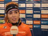 Antoinette de Jong: 'Niet echt tevreden na eerste dag'