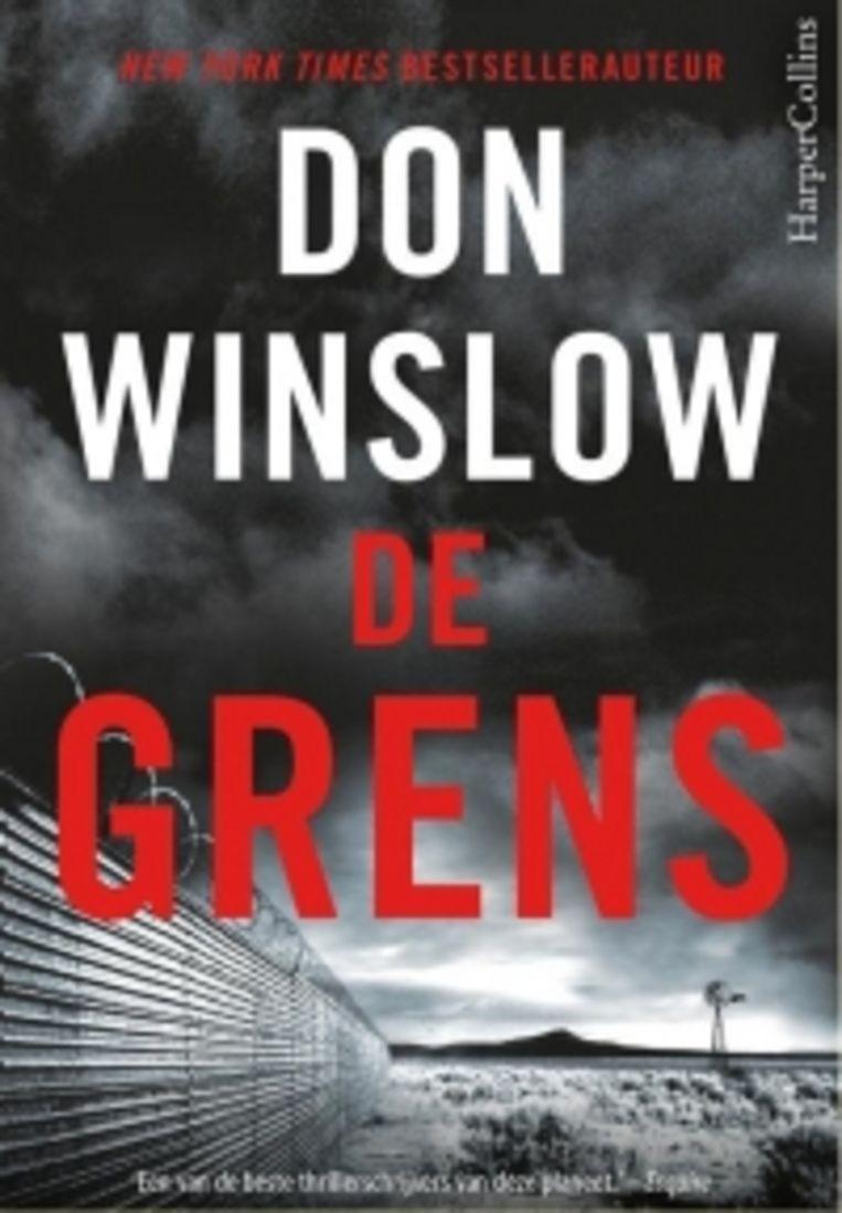 Don Winslow, 'De grens', HarperCollins Beeld RV