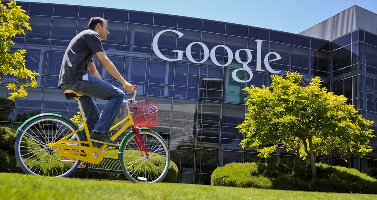 Google Campus. Beeld BELGAIMAGE