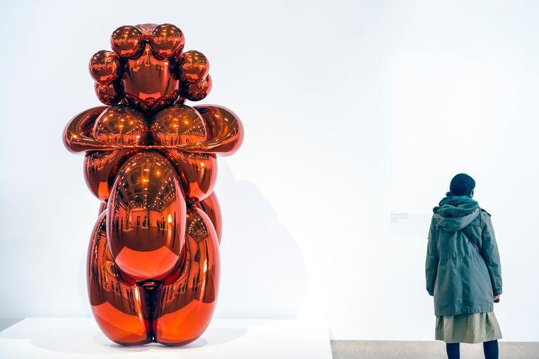 'The Venus' van Jeff Koons. Beeld Alamy Stock Photo