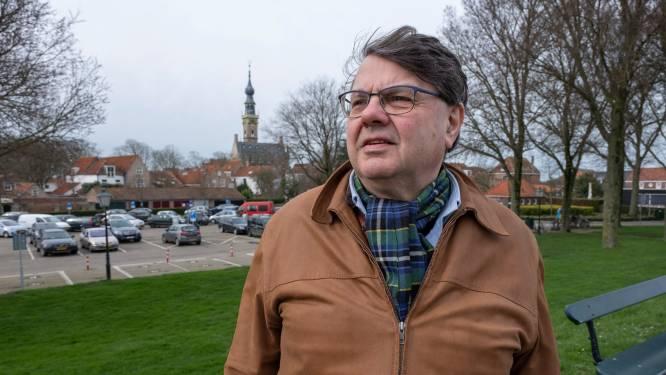 Onderscheiding voor Jan Paul Loeff maar Veere zit nu zonder voorzitter Stadsraad
