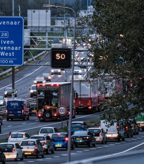 'Fileprobleem op de A12 nog vóór de zomer aanpakken'