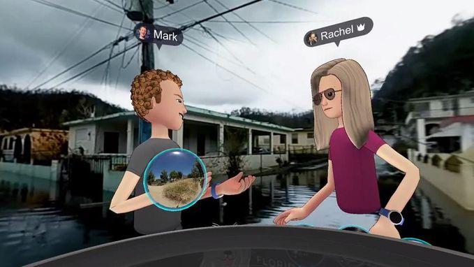 """""""Harteloze miljonair"""" Zuckerberg onder vuur voor virtueel 'bezoekje' aan Puerto Rico"""