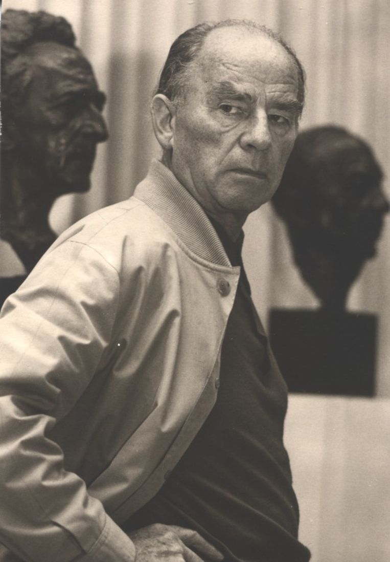 Arno Breker. Beeld rv