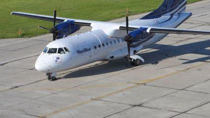 Alle 25 inzittenden overleven vliegtuigcrash in Canada