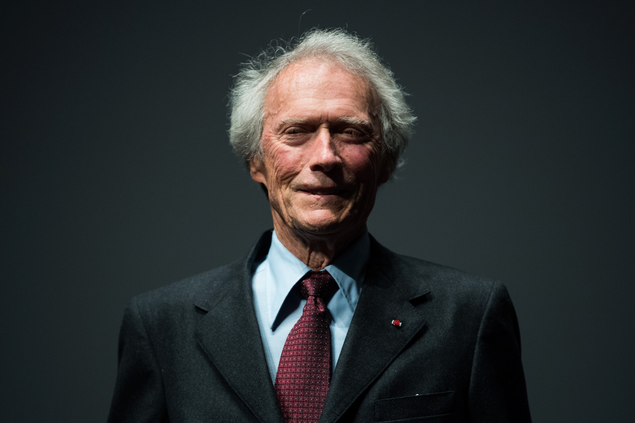 Clint Eastwood Beeld Getty Images