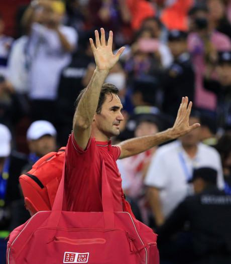 Roger Federer participera aux JO en 2020