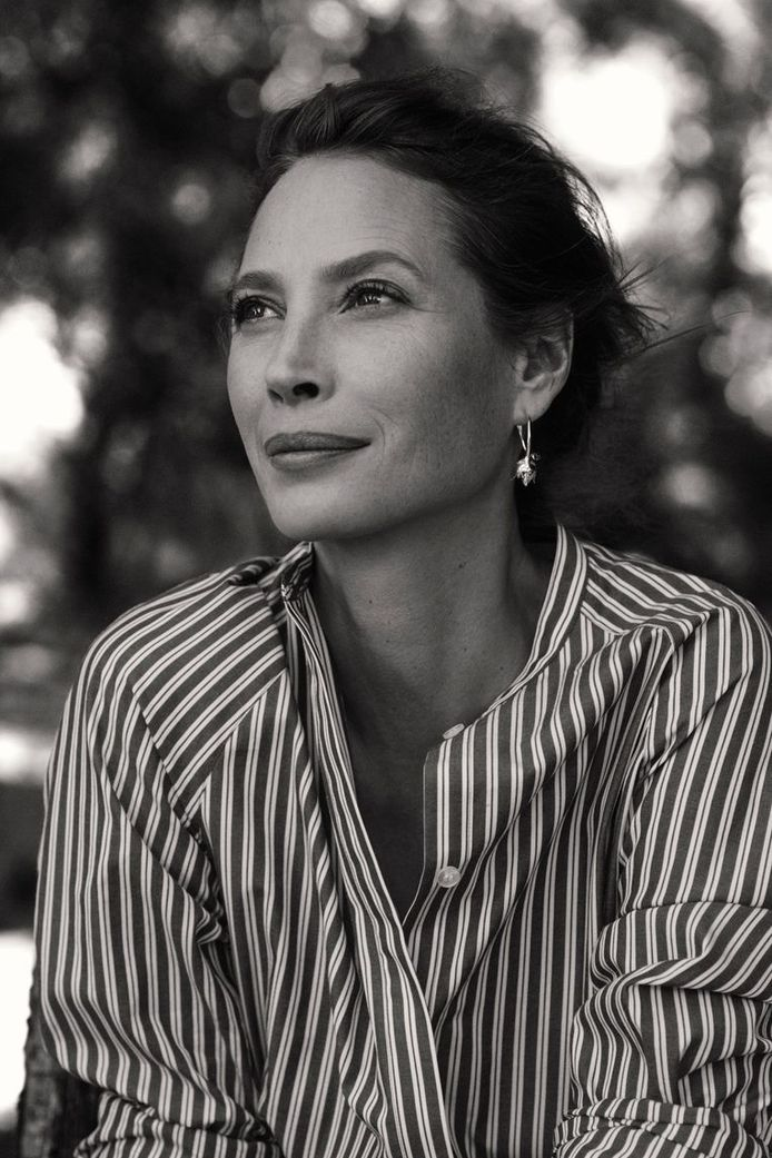 Christy Turlington.