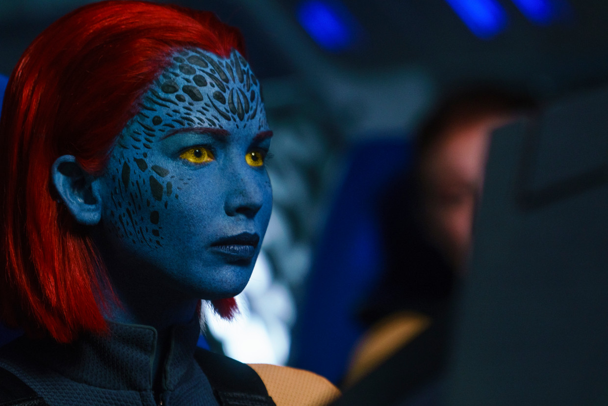 Jennifer Lawrence in  X-Men: Dark Phoenix.