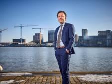 Kritiek op grote bouwplannen deert wethouder Bas Kurvers niet: 'Blije gezichten zie je pas erna'