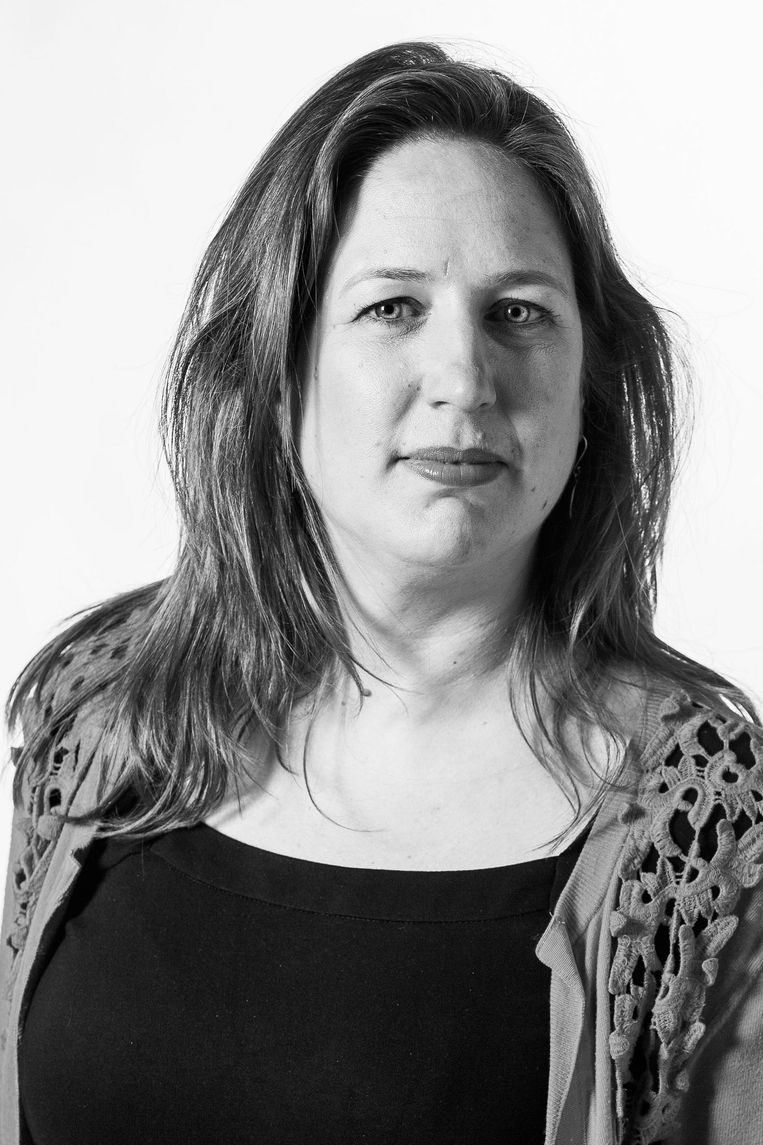Marjolein Moorman is PvdA-fractievoorzitter in Amsterdam Beeld Rink Hof