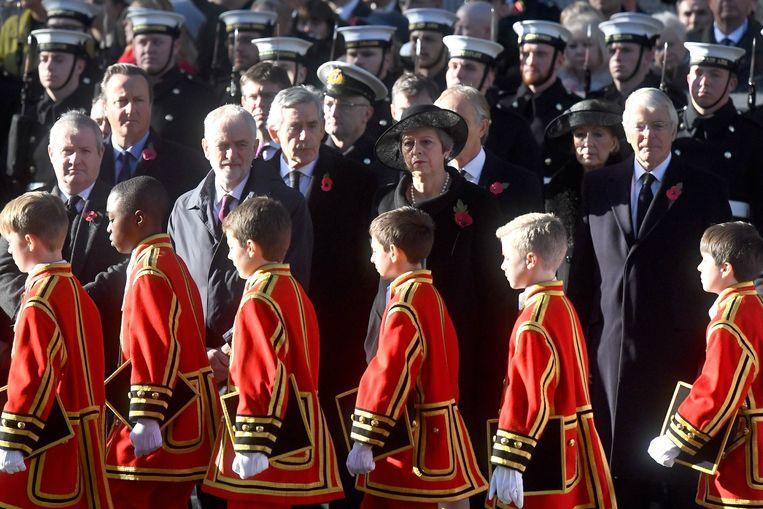 Londen. Beeld Photo News