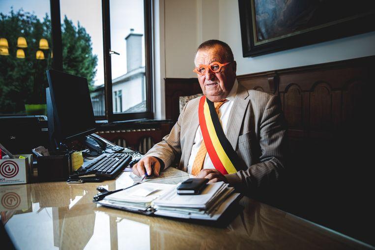 Lede, burgemeester, Roland Uyttendaele