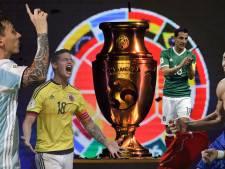 Copa América gaat vreemd in de VS