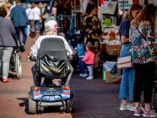 Gesprek met winkeliers in Waddinxveen plotseling afgeblazen