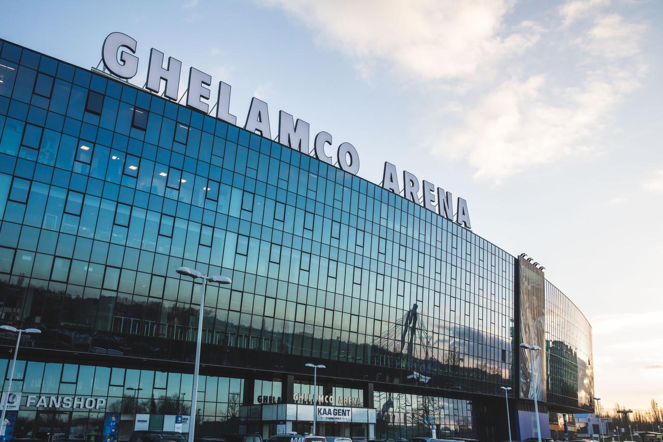 De Ghelamco Arena van KAA Gent krijgt 2.000 zonnepanelen
