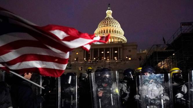 Capitool krijgt extra bescherming vanwege extreemrechtse optocht in Washington