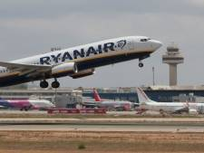 Reizigers laten Ryanair (voorlopig) niet in de steek