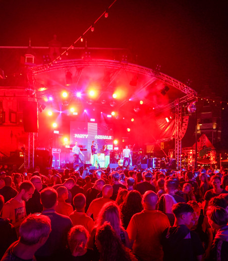Drukste dag Vierdaagsefeesten: 260.000 bezoekers