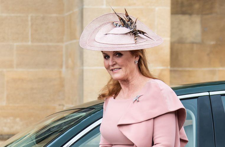 Sarah Ferguson ziet koningin Elizabeth meer als moeder dan haar eigen moeder Beeld BrunoPress/Wenn