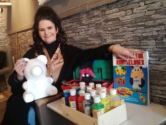 """Hyacintha entertaint kinderen met virtuele feestjes: """"Als volwassenen online kunnen vergaderen, dan kunnen kinderen ook online dansen, koken en knutselen"""""""