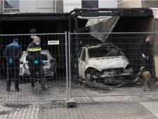 Uitgebrande auto's, corona en angst voor meer ellende na verwoestende brand in 's-Heerenberg