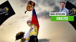 """Onze chef wielrennen over de ontknoping van de Tour: """"Pogacar, de jongste winnaar in 116 jaar, speelde het onmogelijke klaar"""""""