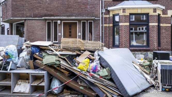 Verzekeraars: niet alle zwaar beschadigde goederen moeten worden bewaard