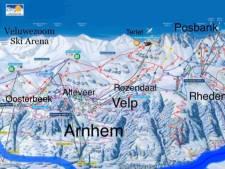 Wie is de bedenker van de 'Veluwezoom Ski Arena'?