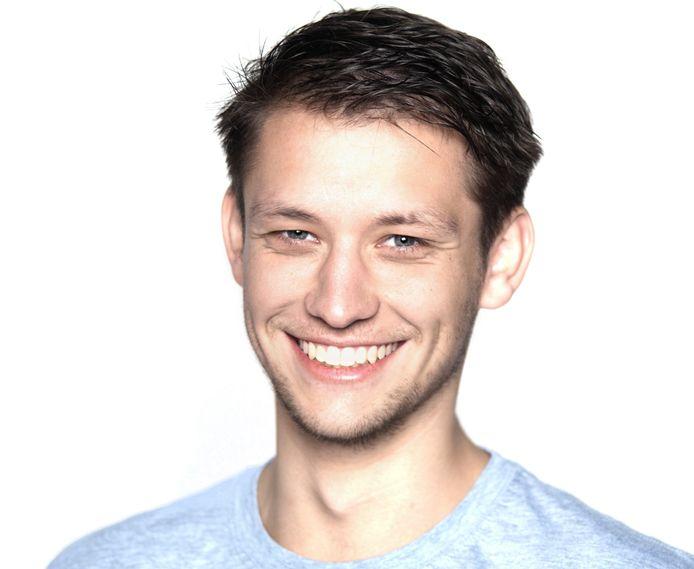Ingmar Vroege, een van de initiatiefnemers achter de Safeguardapp.