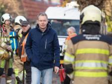 Burgemeester Röell van Baarn in ziekenhuis opgenomen vanwege corona-klachten