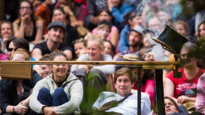 Festival Oeverloos in Zutphen trekt niet alleen Zutphenaren: 'Mensen waarderen ruimte van onze regio'