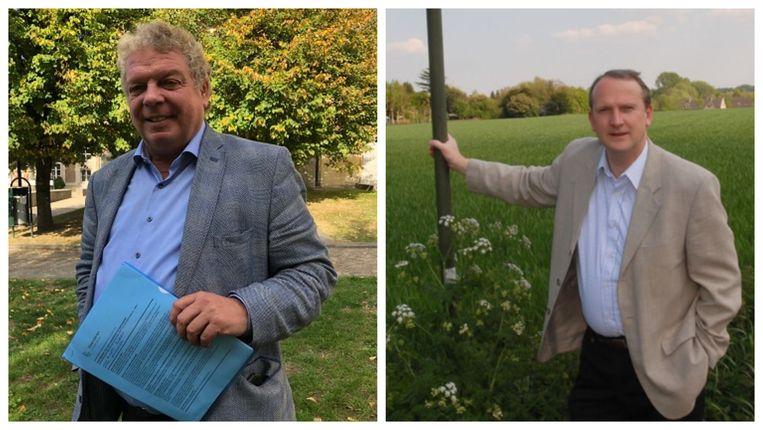 Huidig schepen Chris Selleslagh (Open Vld) wordt de beoogde burgemeester van Grimbergen en is met de burgemeestersakte op weg naar de gouverneur. Hij sloot een princiepsakkoord met N-VA én Bart Laeremans (ex-Vlaams Belang) (foto rechts).