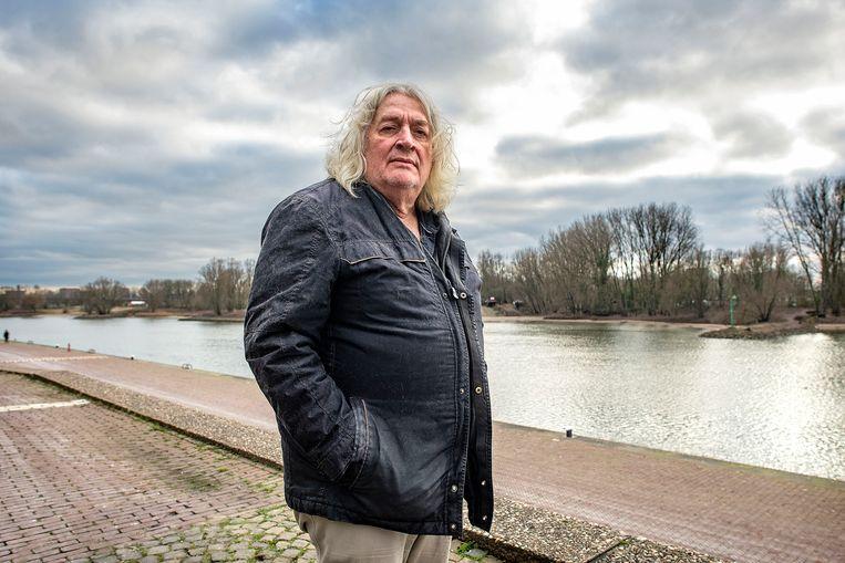 Jan Timman, schaakgrootmeester.  Beeld Guus Dubbelman / de Volkskrant