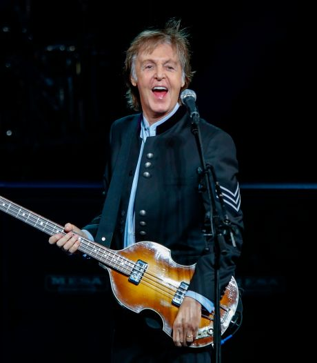 Paul McCartney brengt plaat uit die hij in zijn eentje maakte tijdens coronacrisis