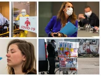 Tijdlijn: de coronapandemie in ons land