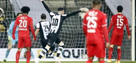 Spelers wennen aan de stilte, maar niet tijdens derby: 'Ik had de fans wel naar binnen willen smokkelen'