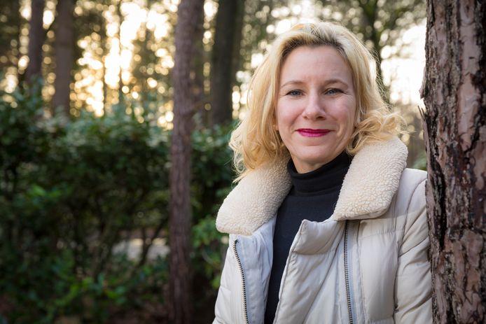 Burgemeester Jacqueline Koops van Heerde in januari 2019, vlak voor haar aantreden.