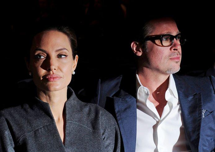 De 'vechtscheiding' tussen Brad Pitt en Angelina Jolie is na jaren nog steeds gaande.