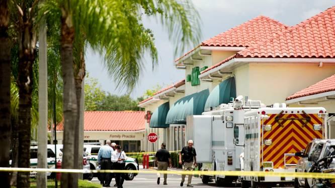 Vrouw en baby sterven bij schietpartij in supermarkt in Florida
