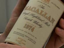Depuis sa naissance, son père lui offre un whisky de 18 ans d'âge: il a désormais compris pourquoi